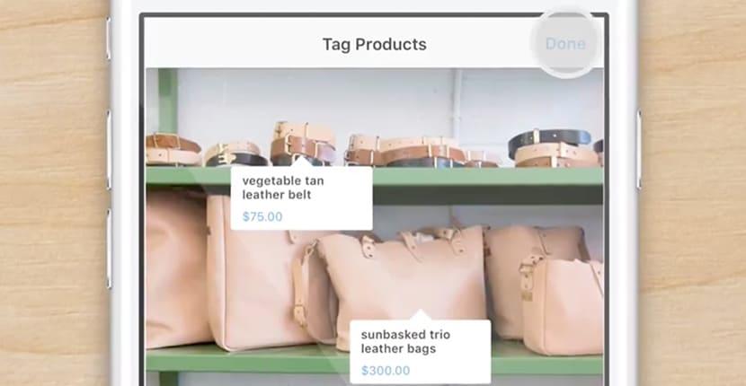 Posting Feed Instagram Shoppable